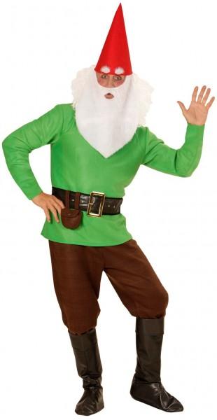 Gregor tuinkabouter heren kostuum
