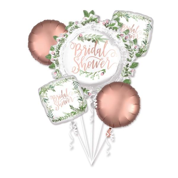 Bridal Shower Rosen Ballon Set