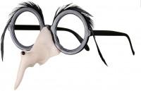 Hexen Nasen Brille