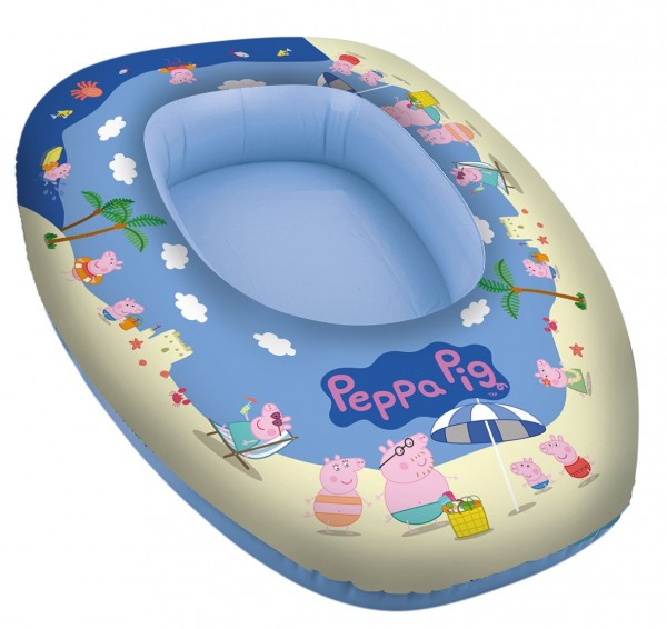 Peppa Wutz Strandtag Kinderboot