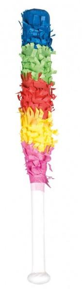 Mazza da baseball Piñata 43 cm