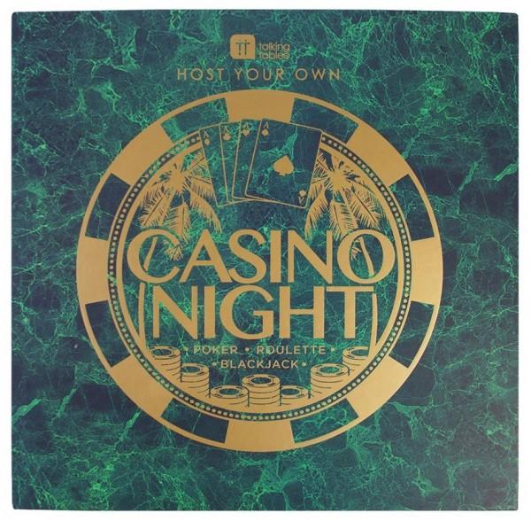 Juego de mesa Casino Night