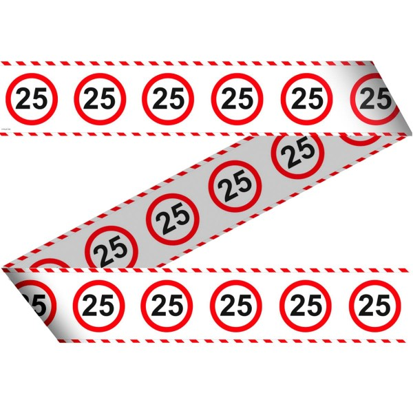 15m Absperrband Zone 25 1