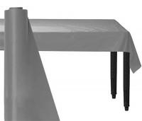 Tischdecke auf Rolle Silber 1,02m x 30,48m