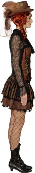 Viktorianisches Korsett