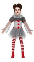 Verrückter Killer Clown Kinderkostüm