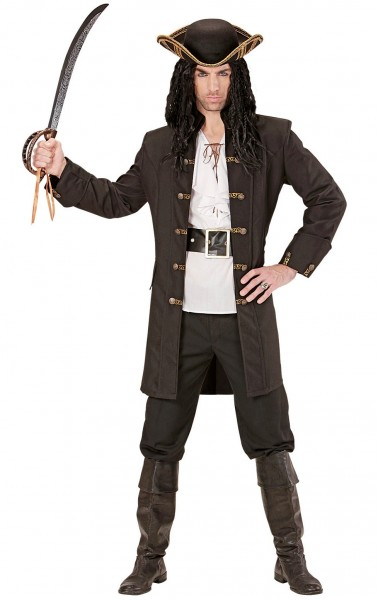Pirate robber coat