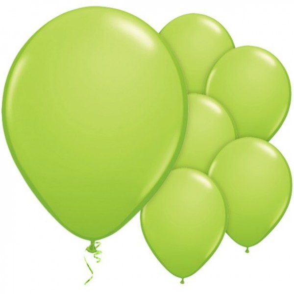 25 may green balloons Passion 28cm