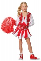 Star Team Cheerleaderin Kinderkostüm