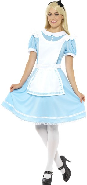 Alice in Wonderland costume for women