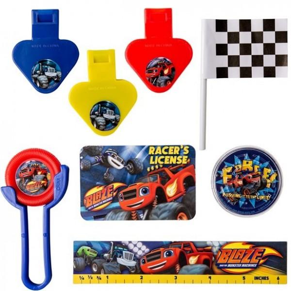 48 Blaze Racers License Mitgebsel