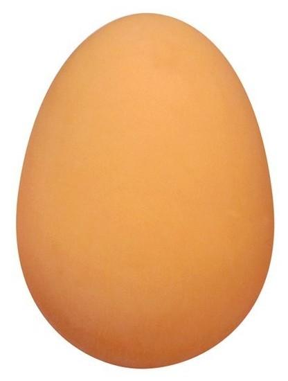 1 piłka do skakania w kształcie jajka