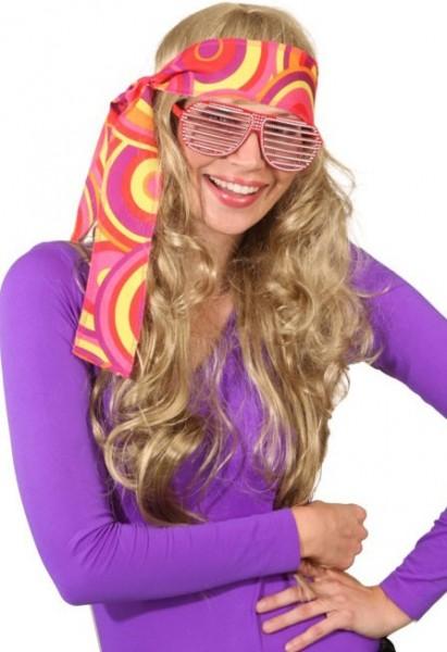 Buntes Hippie Stirnband