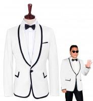 Stylischer James Partyanzug In Weiß