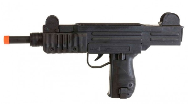 Soundeffekt UZI Maschinengewehr