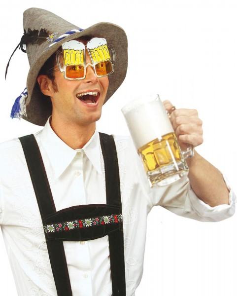 Oktoberfest Bier Partybrille