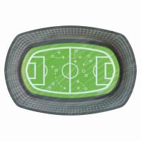 6 Fußball Stadion Pappschalen