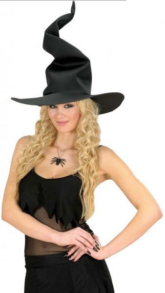 Halloween Hut Hexe Modellierbar Eindrückbar