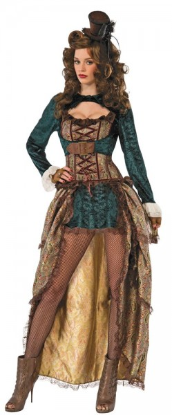 Stella Steampunk ladies costume