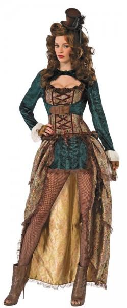 Costume da donna Stella Steampunk