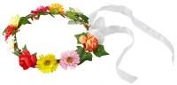 Flower Power Hippie Haarband
