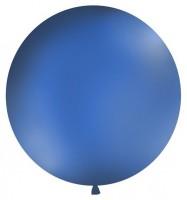 XXL Ballon Partygigant royalblau 1m