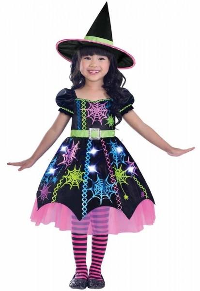 Spinnen Hexe Kinder Kostüm