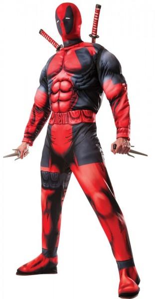 Déguisement Deadpool premium homme