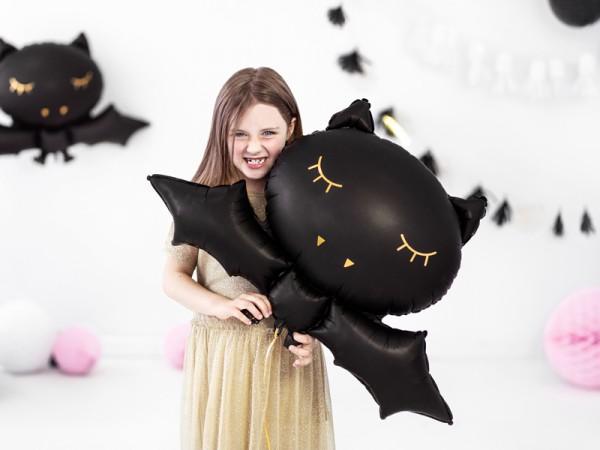 Ballon chauve-souris Boo Town 80 x 52cm