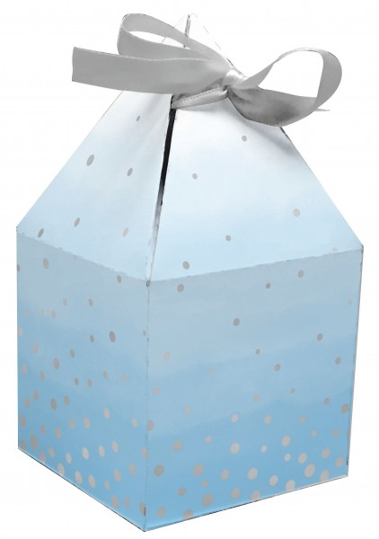 8 Welcome Baby Boy gift boxes