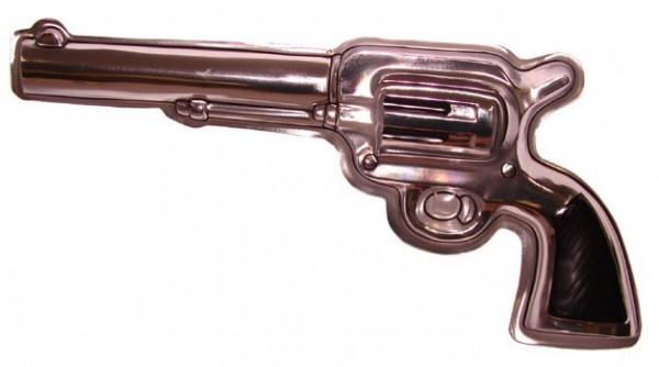 Kunststoffpistole Wanddeko