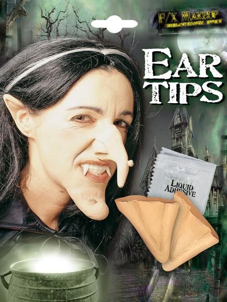 Ohrspitzen Latex Für Elfenohren