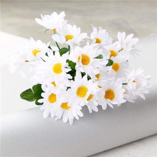 Margeriten Kunstblumen Strauß