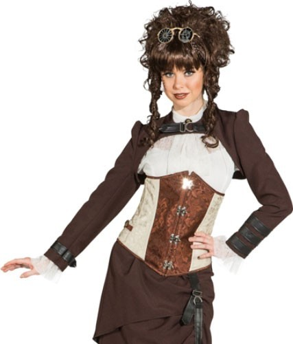 Steampunk Korsett Theresa