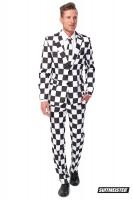 Suitmeister Partyanzug Checkered