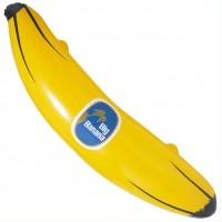Aufblasbare Riesen Banane 1m