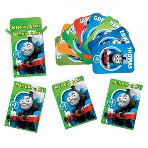 6 Thomas die Lokomotive Memory Spiele