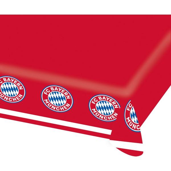 FC Bayern Munich paper tablecloth 180cm