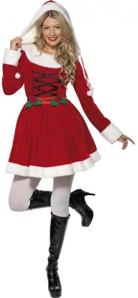 Miss Santa Kleid
