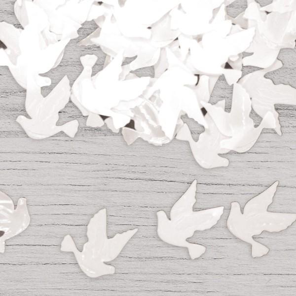 15g Gołębie ślubne Streudeko białe