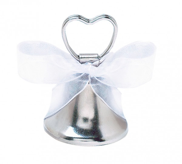 Wedding Bell Place Card Holder