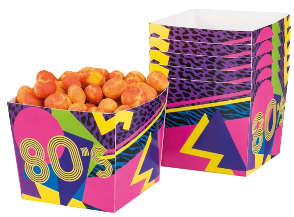 Snack Box 80er Jahre Party 1