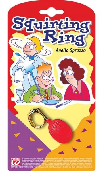 Lustiger Spritzender Ring 1