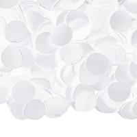 strahlender Konfettispaß funkelnd weiß! 100g