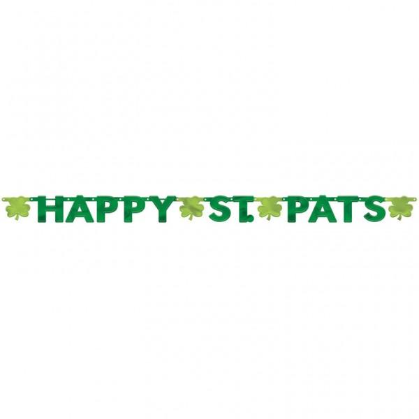 Happy St Pats Girlande 2,47m