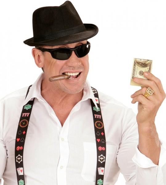Dollarscheine Kostüm Accessoire