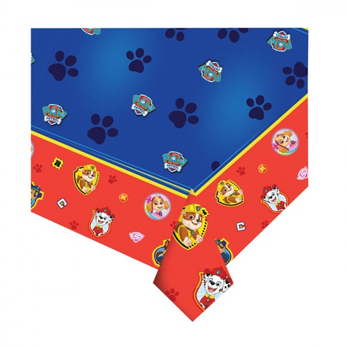 Paw Patrol Action tablecloth 1.8 x 1.2m