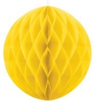 Wabenball Lumina gelb 40cm