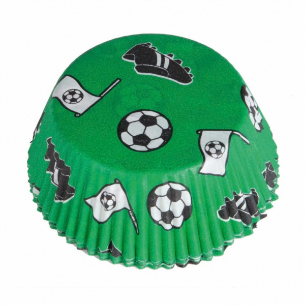 48 cupcake liners football party