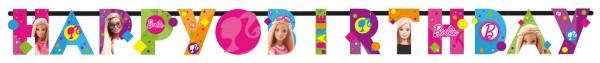 Barbie Fashionista Girlande 1,8m